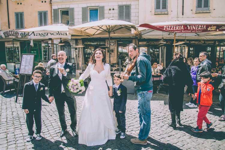 Matrimonio-ripartenza
